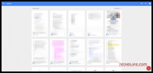 Google Doc (Word กลายพันธุ์) สร้างไฟล์ Word ออนไลน์ แชร์ได้ ฟรีๆ